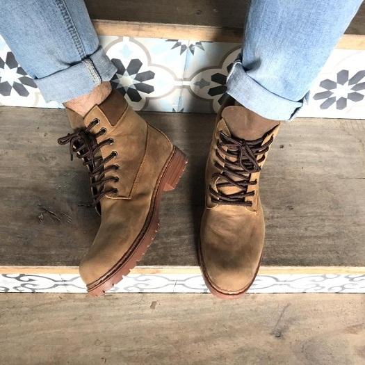 Giày nam cao cổ cc001