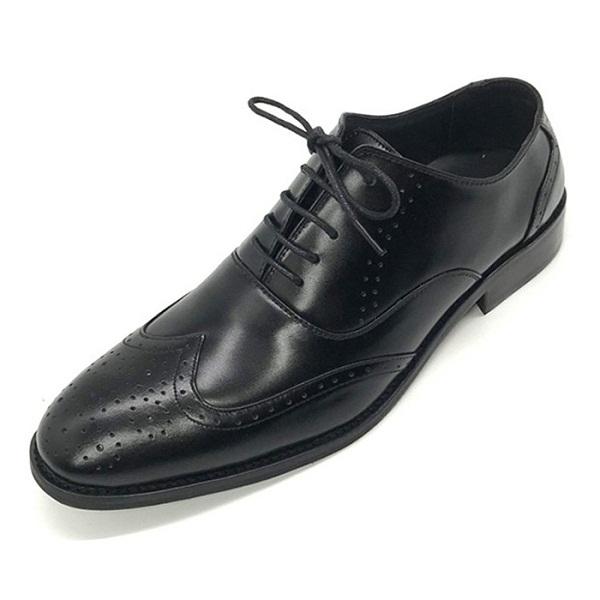 Giày nam da bò thật cao cấp GD10