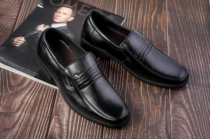Giày nam da bò GD04