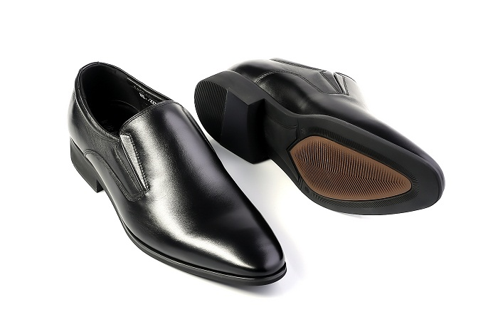 Giày tây da bò thật đế phíp cao cấp GD06 -16