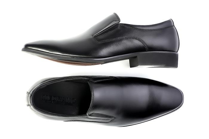 Giày tây da bò thật đế phíp cao cấp GD06 -5
