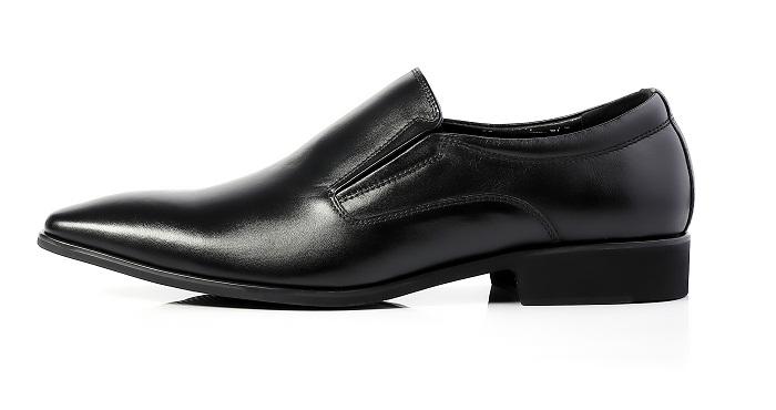 Giày tây da bò thật đế phíp cao cấp GD06 -4