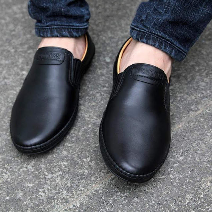 Giày nam da bò GD08 -7