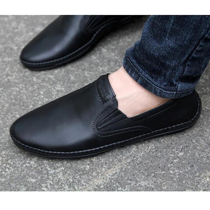 Giày nam da bò GD08 -9