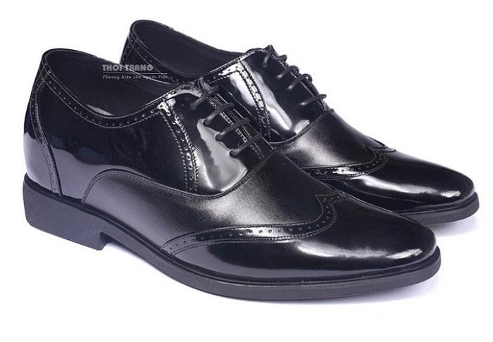 Giày nam tăng chiều cao hàng hiệu