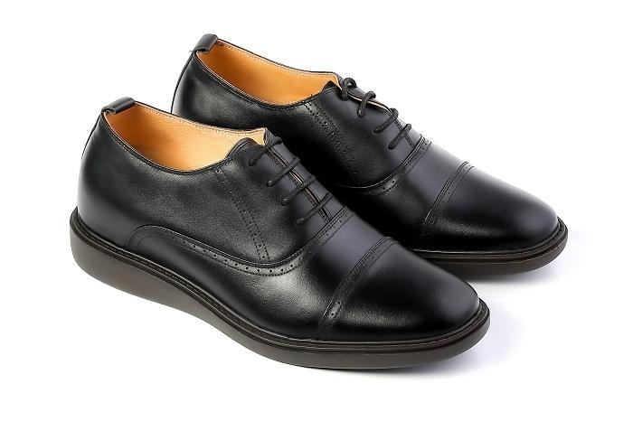 Giày da nam tăng chiều cao hàng hiệu