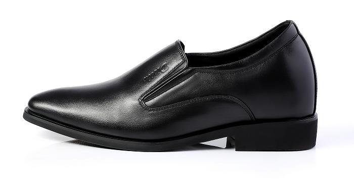 Giày tăng chiều cao da bò thật TC09 -9