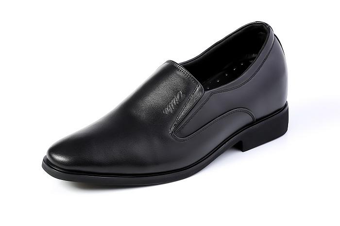 Giày tăng chiều cao da bò thật TC09 -11