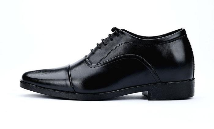 Giày tăng chiều cao da bò thật TC14 -3