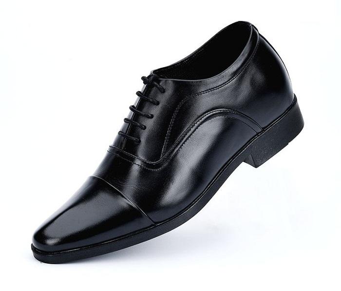 Giày tăng chiều cao da bò thật TC14 -4