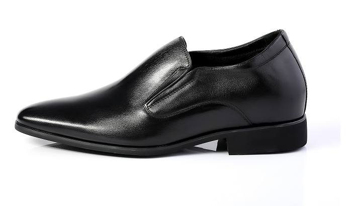 Giày Tăng Chiều Cao Nam Da Bò TC15 -4
