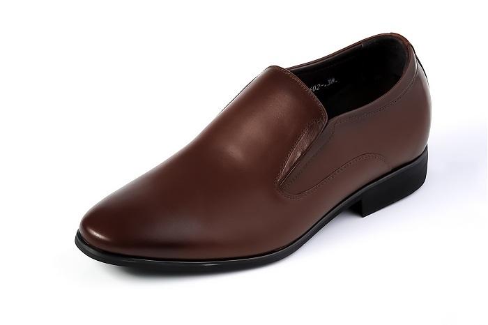 Giày Tăng Chiều Cao Nam Da Bò TC15 -14