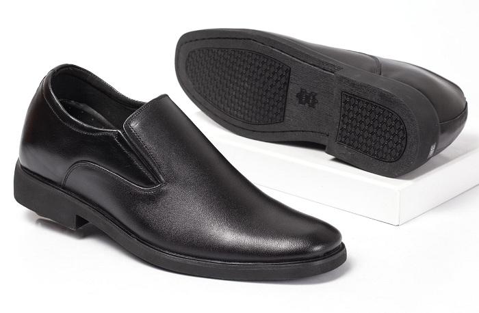 Giày da nam công sở tăng chiều cao